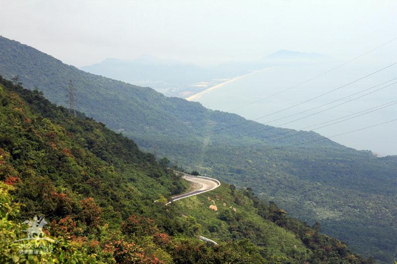 越南順化一日遊盤山公路