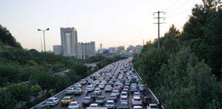 伊朗交通最危險