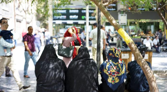 第一次去伊朗