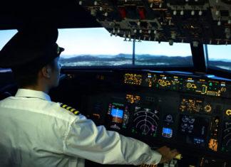 深圳波音737模擬飛行體驗