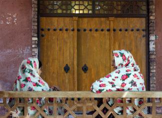 伊朗粉紅古村 Abyaneh Village