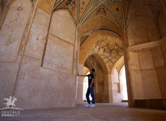 伊朗卡尚奧高勃佐爾格清真寺 Kashan Agha Bozorg Mosque