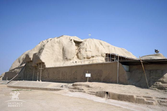 伊朗 Kashan 錫亞爾克遺址(Tepe Sialk)