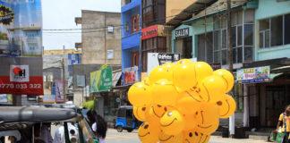斯里蘭卡尼甘布 Negombo
