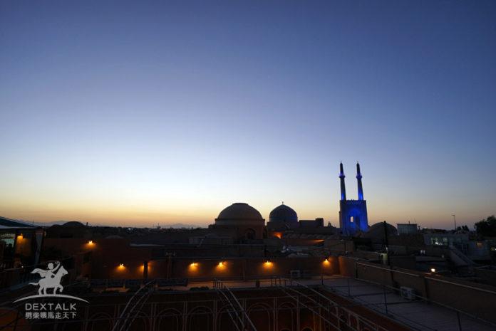 伊朗 Yazd Orient Hotel 亞茲德東方酒店