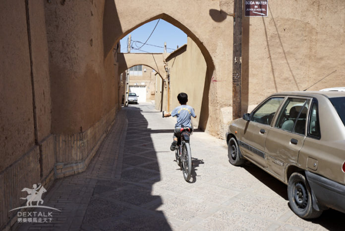 伊朗 Yazd 亞茲德 Silk Road 絲綢之路酒店