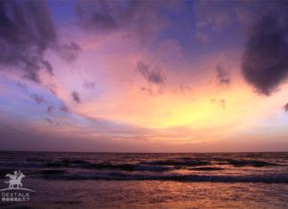斯里蘭卡尼甘布 Negombo 海灘