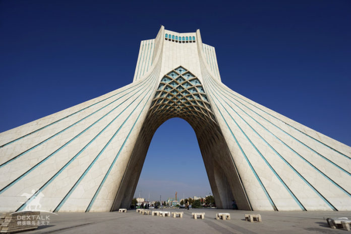 德黑蘭 Azadi Tower 自由紀念塔