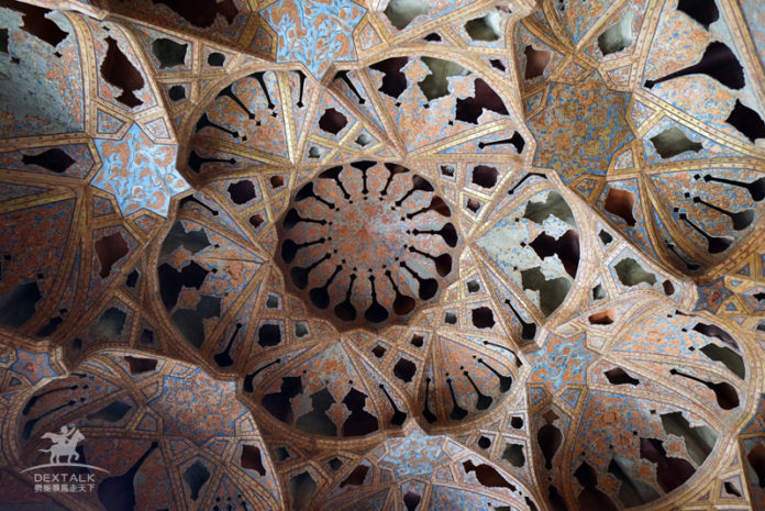 伊朗 Ali Qapu Palace 阿里卡普宮