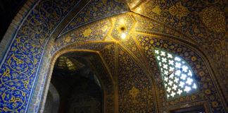 伊朗 Sheikh Lotfolah Mosque 謝赫洛特拉夫清真寺