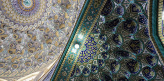 伊朗 Kashan Tomb of Shah Abbas the Great
