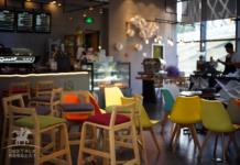 深圳網紅咖啡店豆舞咖啡(春繭店)