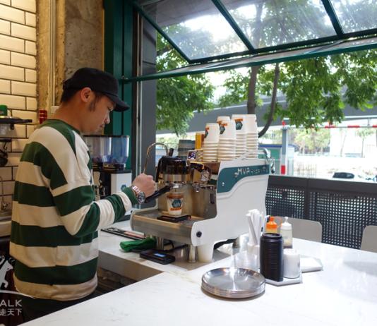 深圳網紅咖啡店 Mix Coffee